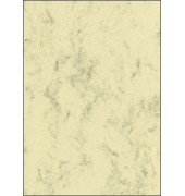 Motivpapier DP191 A4 200g beige Marmor 25 Blatt