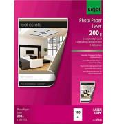 Laser-Fotopapier A4 LP-144 beidseitig hochglänzend  200g 100 Blatt
