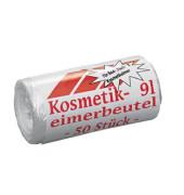 Abfallsäcke 9 Liter transparent