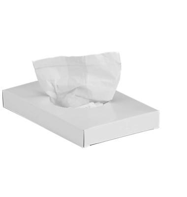 Hygienebeutel 410190 weiß Spenderbox 30 Beutel