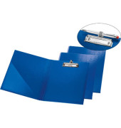 Klemmbrettmappe blau
