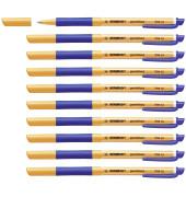 pointVisco Gelschreiber blau 10 Stück