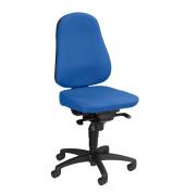 Bürodrehstuhl Body Balance 50 ohne Armlehnen blau