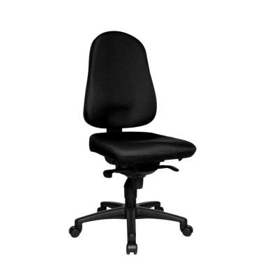 Bürodrehstuhl Body Balance 50 ohne Armlehnen schwarz