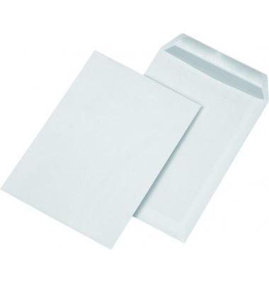 Versandtaschen C5 ohne Fenster selbstklebend 90g weiß 500 Stück