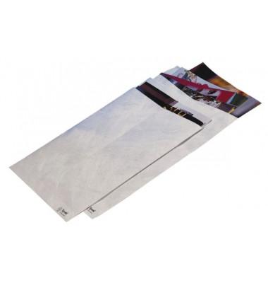 Versandtaschen B4 ohne Fenster haftklebend 54g weiß 100 Stück Tyvek