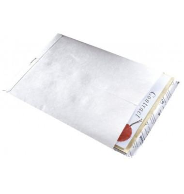 Versandtaschen B4 ohne Fenster haftklebend 54g weiß 20 Stück Tyvek