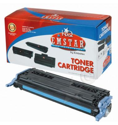 Toner H600 cyan ca 2000 Seiten kompatibel zu Q6001A 124A