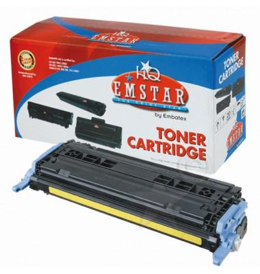 Toner H602 gelb ca 2000 Seiten kompatibel zu Q6002A 124A