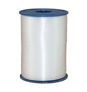 Kräuselband weiß 1cm x 250m