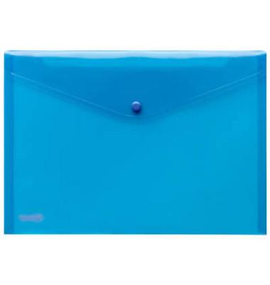 Umlauftaschen DIN A4 blau 10 Stück