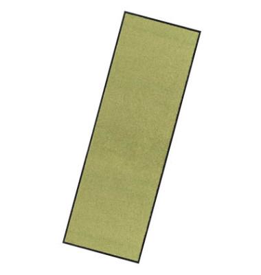 Schmutzfangmatte Wash mercury schmutzfangmatte wash clean 60 0 x 180 0 cm bxl hellgrün