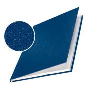 Buchbindemappen impressBind HardCover A4 blau 17,5mm 141-175 Blatt 10 Stück
