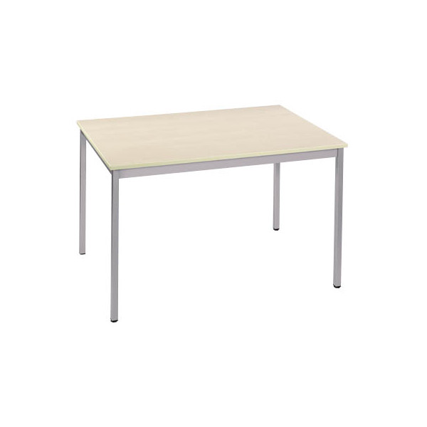 head mehrzwecktisch ahorn alu rechteckig 180 0 x 80 0 x 74 0 cm. Black Bedroom Furniture Sets. Home Design Ideas