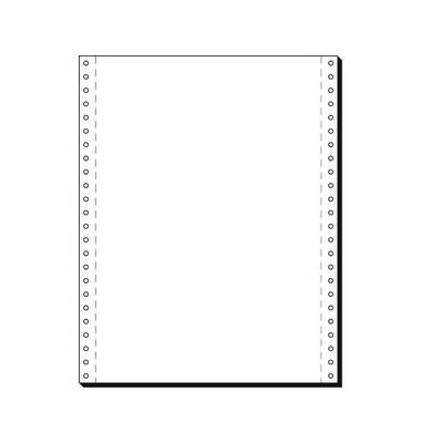 Computerpapier 12x240 1f 60g 2000Bl