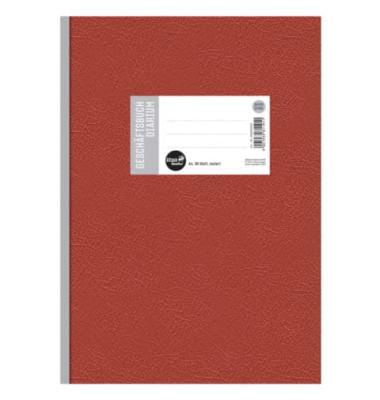 Geschäftsbuch 608397 A4 kariert 70g 96 Blatt 192 Seiten