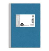 Buch,A5,Liniert,96Bl. Blau