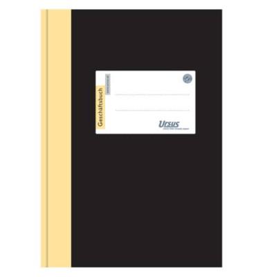Geschäftsbuch 608361 A4 kariert 80g 144 Blatt 288 Seiten