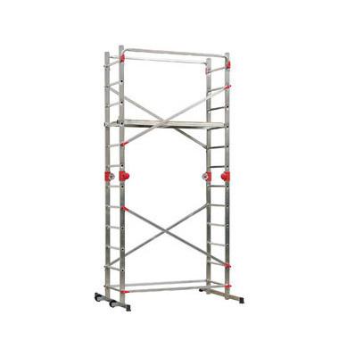 Alu-Gerüst 1-2-3 500 Combi bis 4,35m