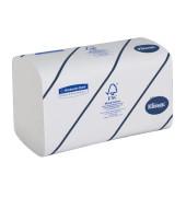 Papierhandtücher 6789 Kleenex Ultra klein Interfold Zickzack 21,5 x 21 cm Airflex weiß 2-lagig 2790 Tücher