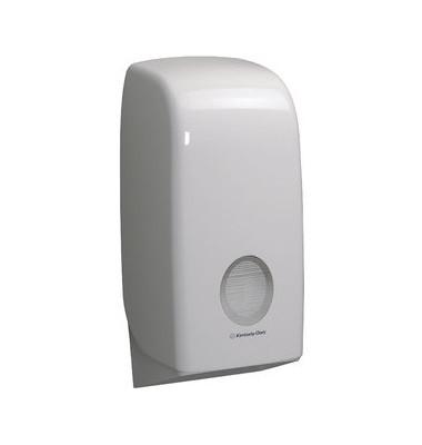 Toilettenpapierspender 6946 Aquarius Einzelblatt weiß