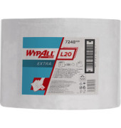 Wischtücher 7248 Wypall L20 Großrolle 2-lagig 1 Rolle