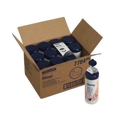 Wischtücher 7784 Kleenex Oberflächenwischtücher desinfizierend 12 Spenderdosen 600 Tücher