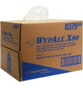 Wischtücher 8379 Wypall X80 Brag Box 1-lagig 160 Tücher