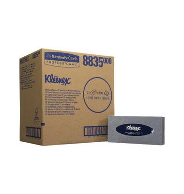 Kosmetiktücher 8835 Kleenex Standard 2-lagig 2100 Tücher