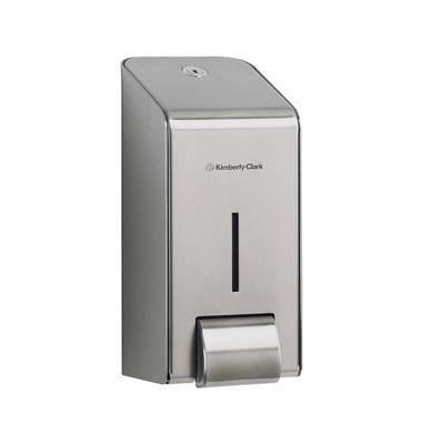 Universalspender Seife/Desinfektion/etc. 8973 1L Edelstahl