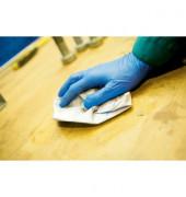 Nitril-Handschuh puderfr.Gr.M G10 blau Arctic 200 St