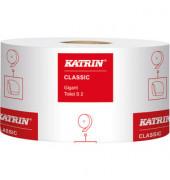 Toilettenpapier Gigant Classic S2 106108 2-lagig 12 Rollen