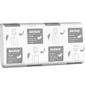 Papierhandtücher 345201 Plus One Stop M2 Interfold 23,5 x 25,5 cm Tissue hochweiß 2-lagig 3024 Blatt