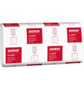 Papierhandtücher 345312 Classic One Stop M3 Interfold 20,6 x 25,5 cm Tissue weiß 3-lagig 2520 Tücher