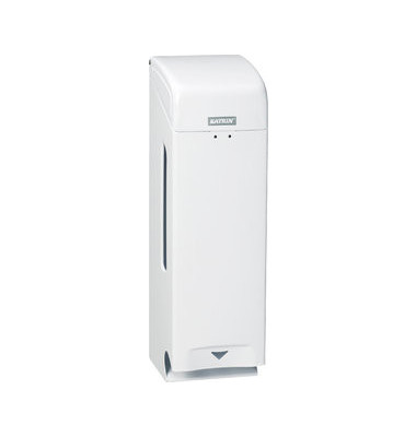 Toilettenpapierspender 984503 3-Rollen-Spender Metall weiß