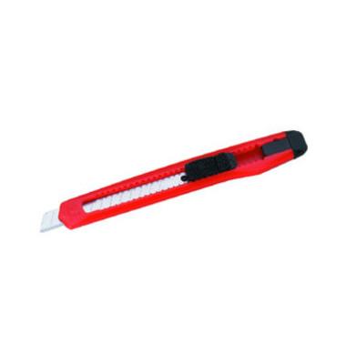 Cuttermesser schmal mit Clip
