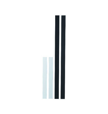 Magnetschienen 690 skl weiß 500x50 mm selbstklebend