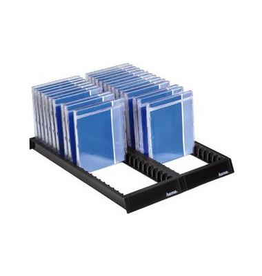 CD DVD-Flipper 48000 für 44 CDs 348 x 288 x 29mm