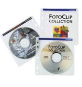 CD/DVD-Schutzhüllen Pocket 80 40 Stück