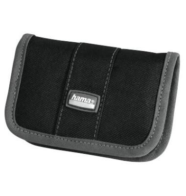 Multi Card Case Mini für 10 Karten schwarz 125x85x35mm Nylon