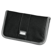 Multi Card Case Maxi schwarz Nylon