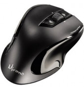 Wireless Laser Mouse Mirano schwarz 6-Tasten
