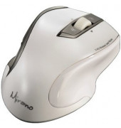 Wireless Laser Mouse Mirano weiß 6-Tasten