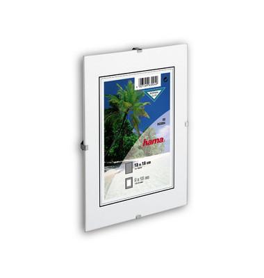 Rahmenloser Bilderhalter Clip Fix reflex 13 x 18cm