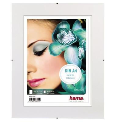 Rahmenloser Bilderhalter Clip-Fix reflex 21 x 29,7cm