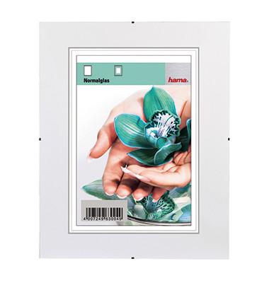 Rahmenloser Bilderhalter Clip Fix reflex 40 x 50 cm