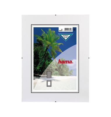 Rahmenloser Bilderhalter Clip Fix reflex 42 x 60cm