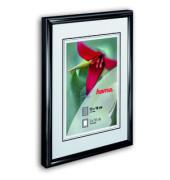 Bilderrahmen Sevilla schwarz 13 x 18 cm Glas