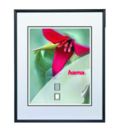 Bilderrahmen Sevilla schwarz 21 x 29,7 cm Glas