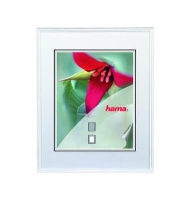 Bilderrahmen Sevilla Weiss 50 X 60 Cm Glas